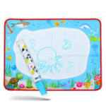 Оригинал Водный Рисунок Живопись Пишущая Ткань Мат Доска Волшебный Ручка Doodle Детские Детские Игрушки