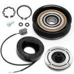 Оригинал Муфта компрессора кондиционера переменного тока Набор для аксессуаров подшипника катушки шкива Acura MDX TL