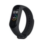 Оригинал ОригиналXiaomiMiгруппа4AMOLED цветной экран браслет Bluetooth 5.0 135 мАч Smart Watch Международная версия