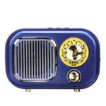 Оригинал M-205BT 87-108 МГц FM Радио Bluetooth USB-динамик TF-карта MP3-плеер