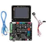 Оригинал MKS BASE V1.6 Интегрированная материнская плата с цветным сенсорным экраном Набор для 3D-принтера MKS TFT28