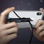 Оригинал McDodo Raytheon серии 2A Быстрая зарядка USB Type C Кабель для передачи данных для Samsung S9 S8 Xiaomi 4C