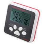Оригинал CN2001A LCD Дисплей Цифровой Термометр измеритель влажности -50-70 градусов Термометр