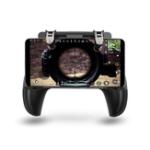 Оригинал Геймпад Вентилятор охлаждения Игровой контроллер Телескопическая рукоятка для мобильного телефона PUBG IOS Android Встроенная батарея 4000 мАч Li