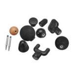 Оригинал 11PCS Percussion Deep Massage Bit Tips & Rod For Jigsaw