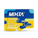 Оригинал MIXZA 32G C10 Professional High Speed Memory Card For Mobile Phone DVR IP Sport Camera