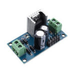 Оригинал 12 В LM7812 DC / AC 15-24 В до 12 В Три клеммы Регулятор напряжения Выход модуля питания Макс. 1.2A