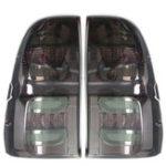 Оригинал Пара Авто Дым сзади LED Задний фонарь Тормоз Лампа Для Toyota Hilux Revo M70 M80 2015