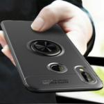 Оригинал Bakeey360°ВращающийсяДержательКольца Магнитная Адсорбция Противоударный Защитный Чехол для Samsung GalaxyA402019