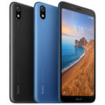 Оригинал XiaomiRedmi7A5,45-дюймовыйразблокировкилица 4000 мАч 2 ГБ 16GB Snapdragon 439 Octa core 4G Смартфон