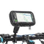 Оригинал Велосипед мотоцикл Руль Водонепроницаемы Телефон Сумка Держатель телефона для смартфона iPhone Samsung