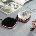 Оригинал Электрический Поднос Кофе Чай USB Напиток Чашка Нагреватель Напиток Кружка Pad Office