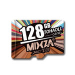 Оригинал MIXZA Fashion Edition U3 Class 10 128GB TF Micro Карта памяти для цифровой зеркальной фотокамеры камера MP3 HIFI Плеер TV Коробка Смартфон