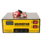 Оригинал 12 В / 24 В 320Ah Импульсный Ремонт С LCD Свинцово-Кислотный Батарея Интеллектуальное Зарядное Устройство