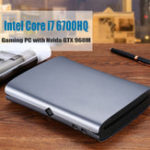 Оригинал HYSTOUM1Мини-ПКIntelядроi7-6700HQ Barebone NVIDIA GTX 960M Win10 с вентилятором Тип-C S / PDIF 5G Wifi Bluetooth 4,0 HDMI HDMI-выход HTPC Gaming PC Computer