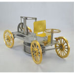 Оригинал STEM Разница температур Стирлинг Двигатель Модель Авто Наука Discovery Игрушка