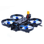 Оригинал Летняя распродажа iFlight Cinebee 4K F4 2-3S FPV Racing Дрон BNF C Caddx.us Tarsier Cam