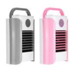 Оригинал 3 Gears Мини-вентилятор воздушного охлаждения USB Портативный кондиционер Настольный вентилятор Bluetooth / Broadcast