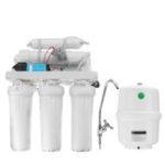 Оригинал 5 этап Undersink Главная питьевая система обратного осмоса RO Фильтр для воды + кран