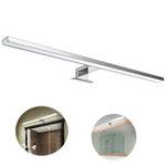 Оригинал 10 Вт 800lm 60 см Ванная комната Зеркало Настенный светильник для Ванная комната Главная Водонепроницаемы IP44 Алюминий Лампа