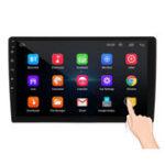 Оригинал 10.1 дюймовый 2Din для Android 8.0 Авто MP5 Player 1 + 16G IPS 2.5D Сенсорный экран Стерео Радио GPS WIFI FM