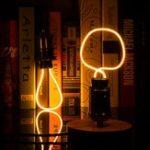 Оригинал AC220-240V E27 4W JH-P Винтаж Edison Antique Soft LED Лампа накаливания Новинка Лампа для помещений