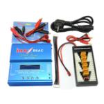 Оригинал iMAX B6AC 80 Вт 6A Зарядное устройство с двумя весами и зарядным устройством с параллельной зарядкой XT60 T Plug