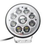Оригинал 5 дюймов 9V-32V 80W 12V 9 LED Рабочий свет Круглый противотуманки Лампа мотоцикл Внедорожник ATV 4WD