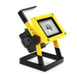 Оригинал TEMPSA 30W 2400LM Projecteur LED Аккумуляторная рабочая лампа Рыбалка Лампа