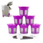 Оригинал KeurigMINIPLUS6многоразовогомногоразового использования K-Cup Coffee Filter Cup Кофе в капсулах для кофеварок Keurig