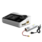 Оригинал ToolkitRC M8 DC 300 Вт 15A Батарея Баланс Зарядное устройство с зарядным устройством LANTIAN 400 Вт