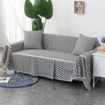 Оригинал Чехол на диван Диван Чехол Хлопок 1-4 Seater Pet Собака Чехлы на диван Защитник Чехлы на стулья