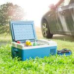 Оригинал 3LifeB1515L/12V/ 24V Smart ПРИЛОЖЕНИЕ Control Портативный Авто Морозильник / Холодильник LCD синийtooth Авто Холодильник -20 ℃ Автоматический холодильни