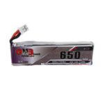 Оригинал Gaoneng 3.8V 650mAh 60C 1S HV 4.35V Lipo Батарея PH2.0 Разъем для Happymodel Snapper7 E010 M80S Tiny7 Beta85 RC Дрон