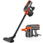 Оригинал 1.2L 600W 16000Pa Пылесос 220V Auto-Vertical Handheld Cordless Палка Многофункциональный для бытовой мойки окон с низким уровнем шума
