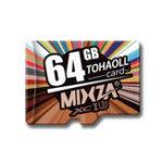 Оригинал MIXZA Fashion Edition U3 Class 10 64GB TF Микро карта памяти для цифровой зеркальной фотокамеры камера MP3 HIFI Плеер TV Коробка Смартфон