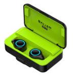 Оригинал TWS Wireless Bluetooth 5.0 Наушник HiFi стерео Smart Touch 2800mAh Power Bank Двусторонняя связь Наушники