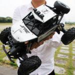 Оригинал 28 * 18 * 16 см Негабарит 4WD Внедорожник RC Monster Truck 2.4G Дистанционный Скоростное восхождение Авто Rc Авто