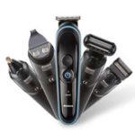 Оригинал USB мужская 8 In1 Electric Волосы Clipper Nose Волосы Триммер