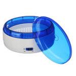 Оригинал 500мл Цифровой Ультразвуковой Очиститель Ultra Sonic Ювелирные Часы Очки Машина Для Очистки