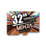 Оригинал MIXZA Fashion Edition U3 Class 10 32GB TF Micro Карта памяти для цифровых зеркальных фотоаппаратов камера MP3 HIFI Плеер TV Коробка Смартфон