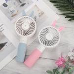 Оригинал Мини Портативный Ручной Вентилятор Охлаждения Увлажнитель Распыления Воды Спрей USB Кондиционер
