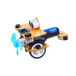 Оригинал Yahboom CAMEL F.1 Инфракрасная версия Программируемый авиационный робот Набор На основе Scratch2.0 Arduino для обучения детей