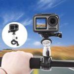 Оригинал Держатель для велосипеда с фиксатором и адаптером для камеры DJI OSMO Action FPV