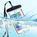 Оригинал KisscaseЯркийсенсорныйэкранВодонепроницаемыТелефон Сумка Для 4,0-6,5-дюймового смартфона iPhone XS Макс Samsung Galaxy S10 +