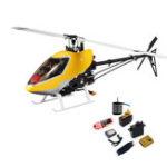 Оригинал JCZK 450 DFC 6CH 3D Flying Flybarless RC Вертолет Супер Comber