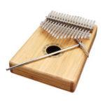 Оригинал 17 клавиш бамбука пальца пианино палец перкуссия калимба с тюнингом Hammer