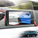 Оригинал 8 дюймов Авто GPS навигация Защитная пленка для экрана из стали для Peugeot 3008 4008 5008 2017 2018
