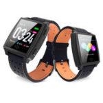 Оригинал BakeeyCK22CarbonFiberShellMotion Track Record 24-часовой Сердце Оценить Кожаный ремешок Спортивный режим Smart Watch