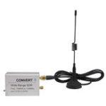 Оригинал USB RTL SDR Приемник 100 кГц-1,7 ГГц UV HF RTL-SDR тюнер Палка Поддержка преобразования с повышением частоты RTL2832U TXCO 0.5ppm SMA N300U Tester